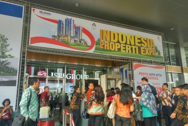 BTN Bidik Kredit Baru RP5 Triliun Di IPEX 2017