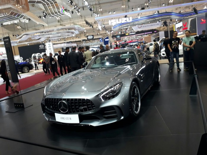 Mercedes-Benz Incar Penjualan Tumbuh Double Digit di 2020