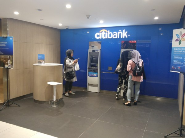 Citi Indonesia Sabet Predikat Digital Bank of the Year di Indonesia