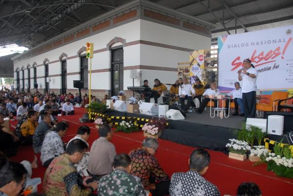 Dialog Nasional BTN Sukseskan Program Nawacita