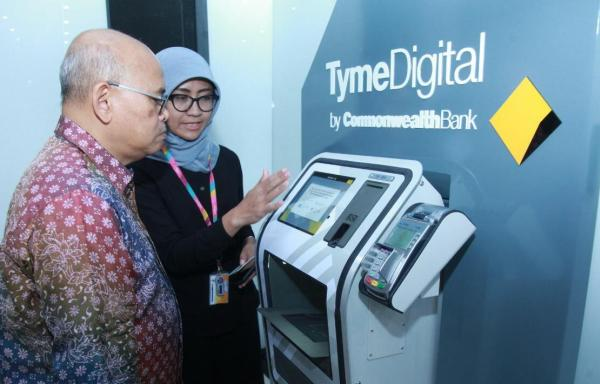 Kembangkan Digital, Commonwealth Incar 200 Tyme Digital Kiosk