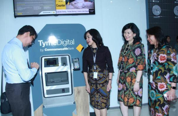 Peluncuran a New Way of Banking