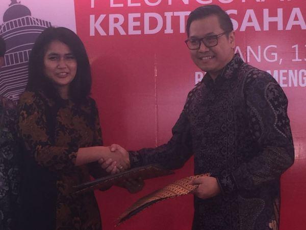 Tembus Pasar Digital, Bank Banten Gandeng Tokopedia