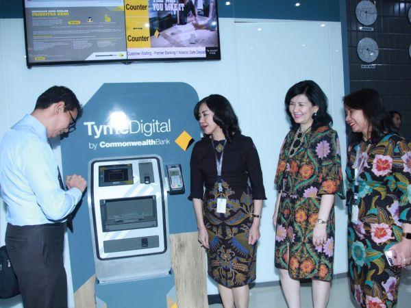 Bank Commonwealth Tawarkan Pengalaman Menarik di Digital Branch