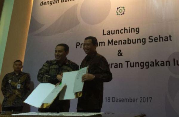 Iuran BPJS Kesehatan Via Bank Mandiri Capai Rp36,2 Triliun