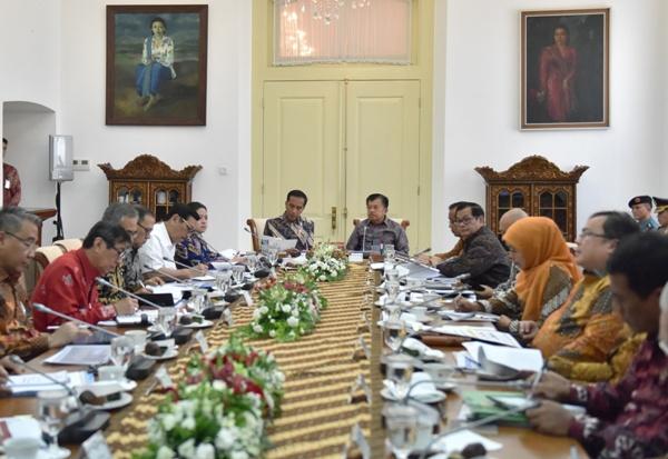 Jokowi Minta, Lembaga Negara Terbuka Pada BPK