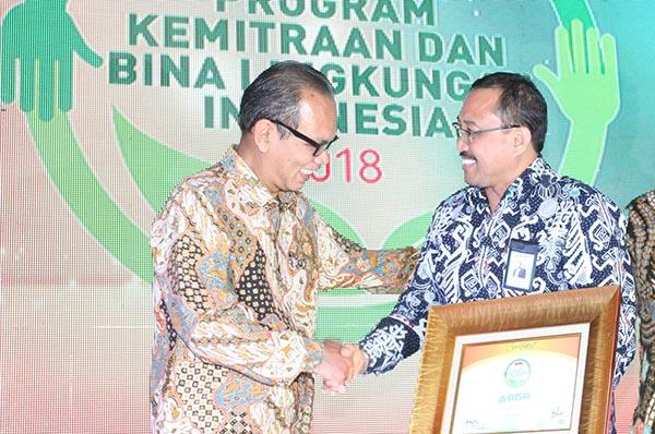 BGR Raih Apresiasi PKBL 2018