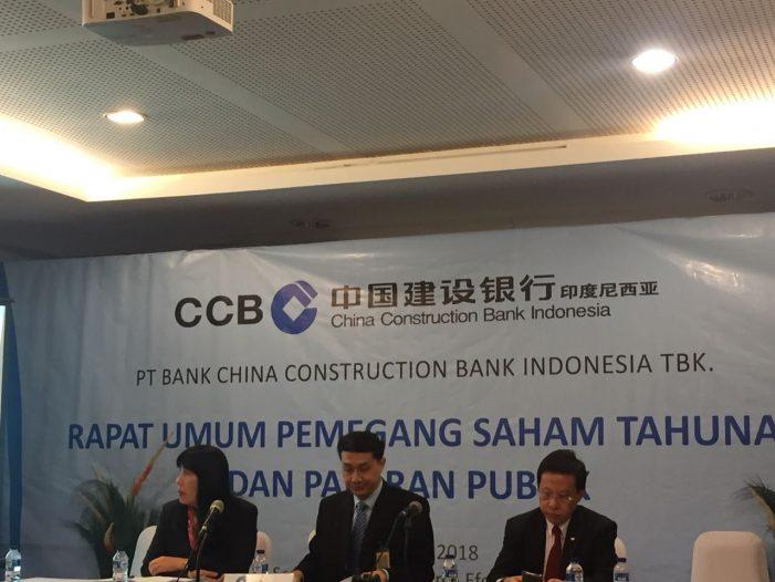 Tak Bagi Deviden, CCB Indonesia Perkuat Modal