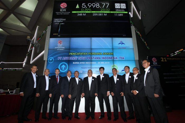 Menaksir Bisnis Asuransi Tugu Pratama Indonesia di 2018