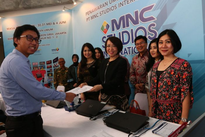 MNC Studios Buka Penawaran Umum Perdana Saham Hari Ini