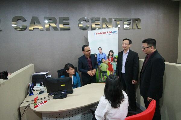 Panin Dai-Ichi Life Proses Klaim Korban Bom Surabaya