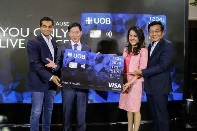 UOB Luncurkan Kartu Kredit Untuk Generasi Milenial