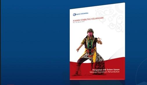Bank Indonesia Luncurkan Buku Kajian Stabilitas Keuangan 30