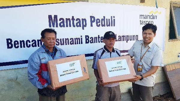 Bank Mantap Peduli Bencana