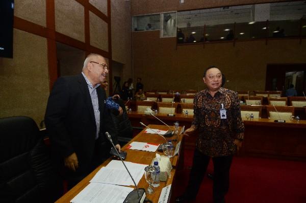 Rapat Dengar Pendapat Komisi XI Bersama Himbara