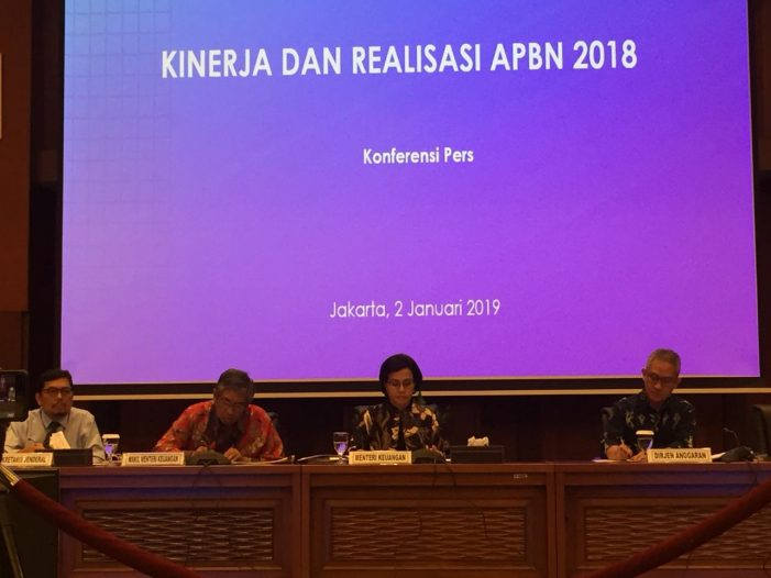 Defisit APBN 2018 Capai Rp259,9 Triliun