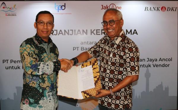 PJAA Kerja Sama Bank DKI dan Pembangunan Jaya Ancol | Infobanknews
