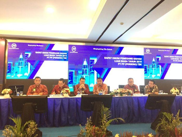 RUPS PTPP Setujui Perubahan Status Jadi Non-Persero