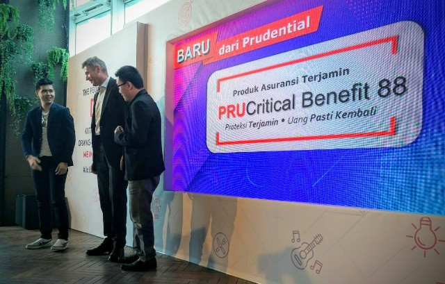 Prudential Indonesia Luncurkan PRUCritical Benefit 88