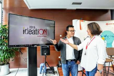 Dorong Transformasi Perbankan, OCBC NISP Gelar Program IdeatiON 2019
