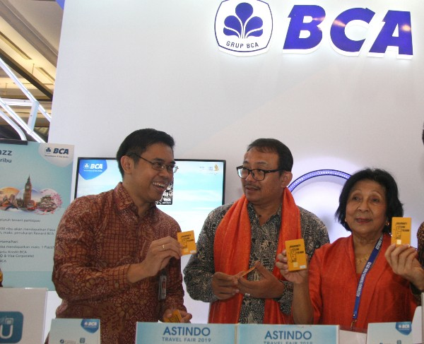 BCA Kasih Promo Spesial di Astindo Travel Fair 2019