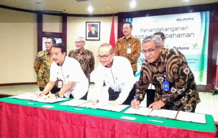 Perkuat Industri Strategis Nasional, Surveyor Indonesia Gandeng Enam BUMN