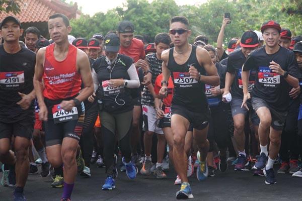 BCA Super League Triathlon Bali Run