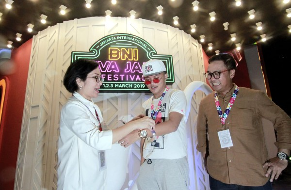 BNI Tawarkan Fitur Canggih di JJF 2019