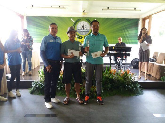 Pegolf Reliance Life Menangi Infobank Golf Tournament 2019