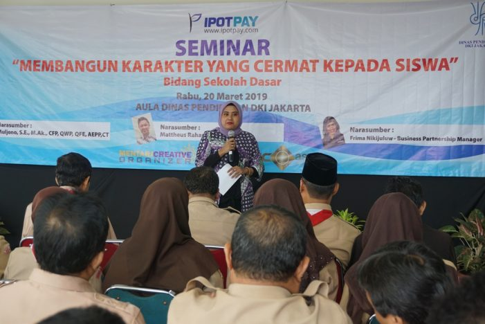 IndoPremier Peduli Pendidikan Karakter di Sekolah