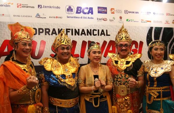 Partisipasi BCA di Ketoprak Financial 'Prabu Siliwangi'