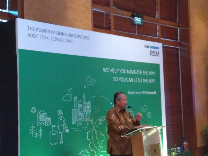 BI Perkirakan Pertumbuhan Ekonomi Indonesia Tak Tumbuh Pesat dalam Dua Tahun