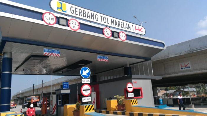 HK Sudah Rampungkan 385 Km Trans Sumatera