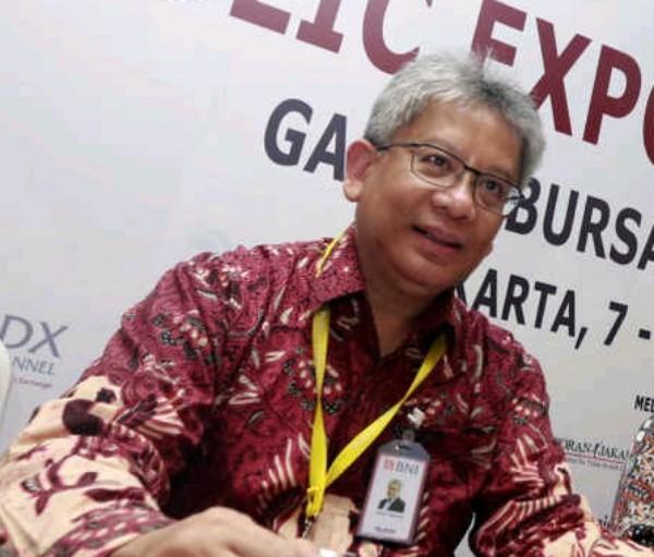Yuddy Renaldi, Bos Baru BJB Gantikan Ahmad Irfan