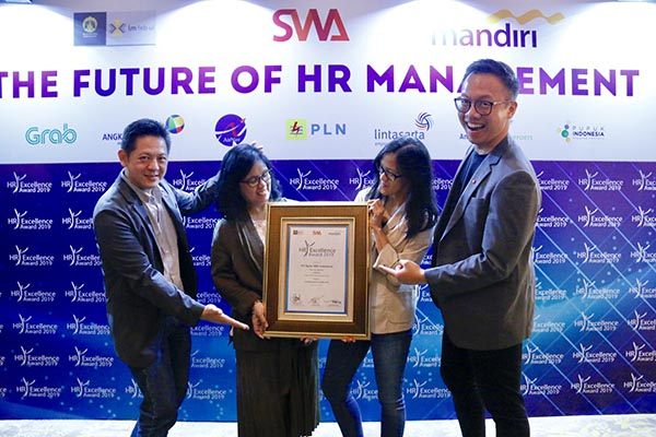 Penghargaan HR Excellence Award