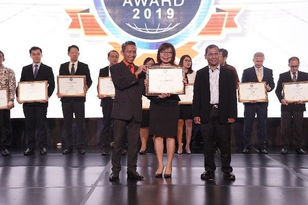 Bhinneka Life Raih Dua Penghargaan CCSEA 2019