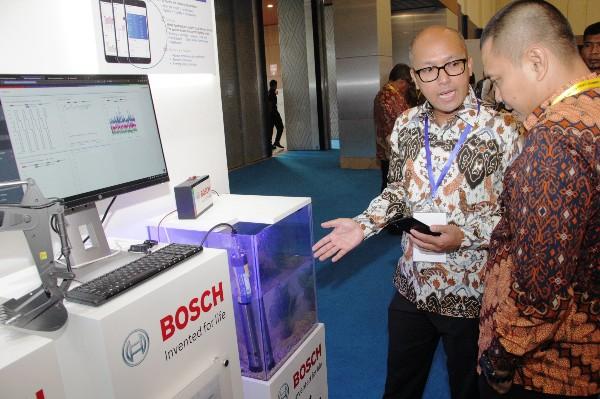 Manajemen Tambak Cerdas dari Bosch