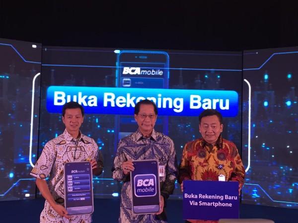 BCA Luncurkan Fitur Buka Rekening via BCA mobile