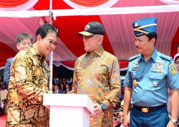 PAL Indonesia Hadirkan Kapal Selam Pertama Produksi Anak Bangsa
