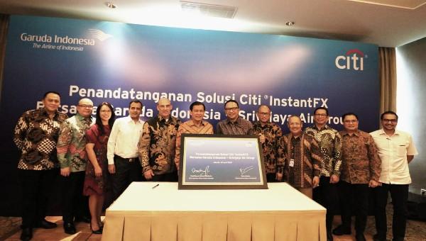 Garuda Indonesia Group Gandeng Citi Luncurkan MCP
