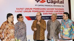 RUPST Capital Financial Indonesia