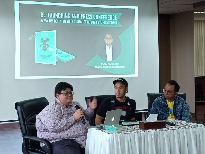 Ini Strategi Dunia Digital Marketing Versi Tuhu Nugraha