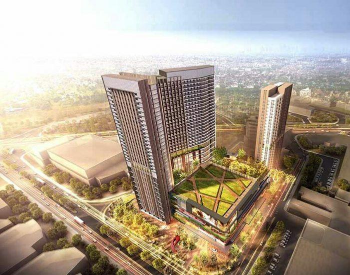 Trans Park Bintaro Hadirkan Tower Mahanttan