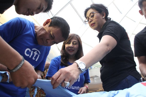 Citi Indonesia Global Community Day 2019
