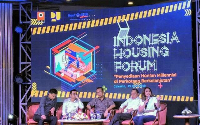 81 Juta Milenial Jadi Target Pasar Perumahan
