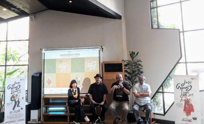 Jazz Gunung 2019 Berkarya Untuk Negeri