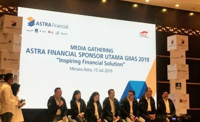 Astra Financial Tawarkan Promo Menarik di GIIAS 2019