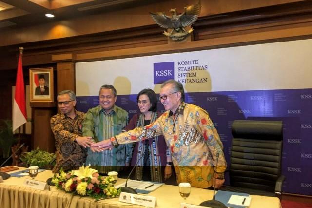 KSSK: Kondisi Stabilitas Keuangan di Triwulan II-2020 masih Waspada