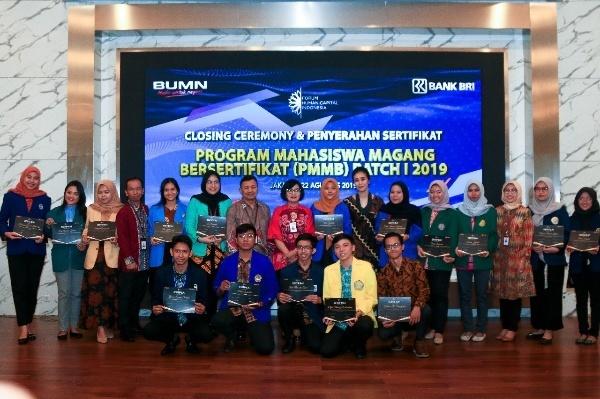 Dukung Pendidikan, BRI Siap Terima Mahasiswa Bersertifikat