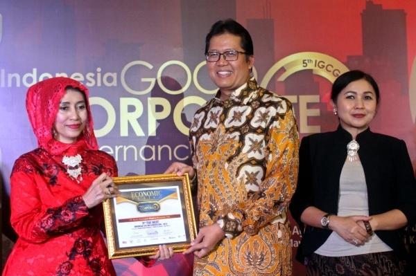 BTN Raih GCG Award